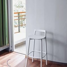 White hot Branca Stool from @mattiazzisrl #district_au #district #availablefromdistrict #mattiazzi #stool https://instagram.com/p/BFNTu0_oWpK