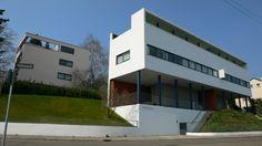 viviendas funcionales weissenhof  | iala0910ENVIDO1008: Vivienda Weissenhof de Le Corbusier