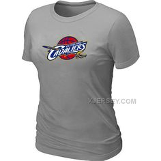 http://www.xjersey.com/cleveland-cavaliers-big-tall-primary-logo-grey-women-t-shirt.html CLEVELAND CAVALIERS BIG & TALL PRIMARY LOGO GREY WOMEN T SHIRT Only $27.00 , Free Shipping!