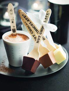 insant hot chocolate :)