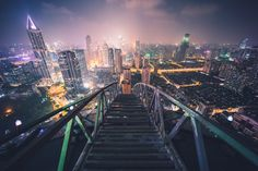 Urban Rollercoaster - Urban explorations in Shanghai.