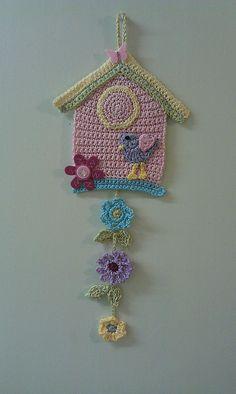 My little birdhouse