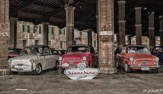 https://flic.kr/p/MAqtEY | ...il passato che rivive... | Raduno Bianchine a Siena.