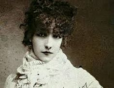 Sarah Bernhardt -
