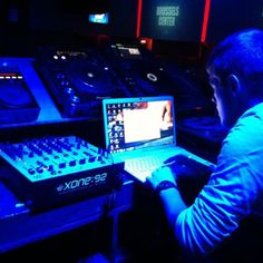 Techlive@fuse club 20/07/2011