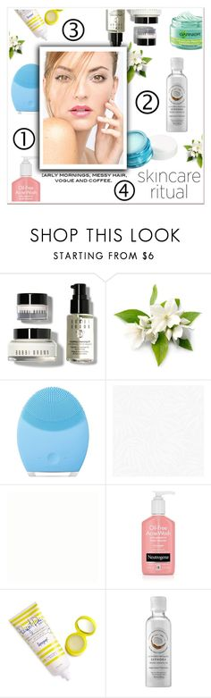 """Hello,  Flawless: Skincare"" by ladydzsen ❤ liked on Polyvore featuring beauty, Bobbi Brown Cosmetics, FOREO, Neutrogena, Supergoop!, Sephora Collection, Garnier, skincare, sephora and skin"