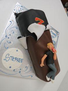 Mars Bar & Pizza Lovers Cake