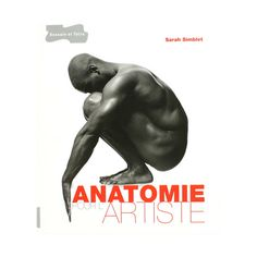 Livre Anatomie pour l'Artiste