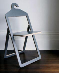 Elegant Folding Chair Hanger