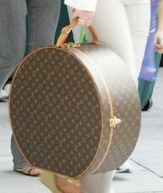 Louis Vuitton Hat Box