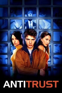 AntiTrust (2001) | http://www.getgrandmovies.top/movies/19923-antitrust | A computer programmer's dream job at a hot Portland-based firm turns nightmarish when he discovers his boss has a secret and ruthless means of dispatching anti-trust problems.