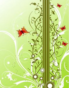 Fresh Background with Floral and Butterflies vector free: Fresh Background with Floral and Butterflies vector free is free Abstract vectors that you can download for free. File in AI, EPS formats. Download Fresh Background with Floral and Butterflies vector free on Facegfx.com today. The Fresh Background with Floral and Butterflies vector free is a vector illustration and can be scaled to any size without loss of resolution.