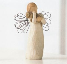 Willow Tree® Angel of Friendship direct from the AngelTreeStore.com