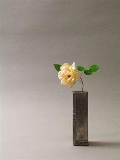 Ikebana by Mario HIRAMA, Japan 平間磨理夫