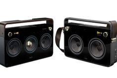 Do you prefer 2 or 3 speakers? - TDK Boombox - Find more info. www.dotlife.co