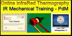 infrared thermography ndt Mechanical thermography training