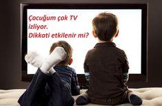 Televizyon ya da bilgisayar Dikkat Eksikliği Hiperaktivite Bozuklugu'na neden olur mu?