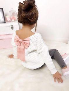 Kids Fashion kids fashion kidslook look cute enfant mode Little Girl Outfits, Little Girl Fashion, Toddler Girl Outfits, Cute Kids Fashion, Toddler Fashion, Trendy Fashion, Winter Fashion, Fashion 2020, Baby Knitting