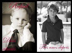 Rafael é um garotinho adorável de três anos que ama a historia do pequeno príncipe. Valentina e Felipe se encantam por ele no primeiro instante que o veem assim como ele. Fazendo com que os três se tornassem uma família.