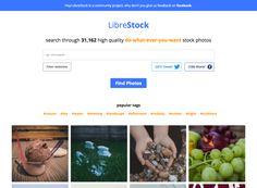 找圖就來這!LibreStock 數萬張 CC0 免費高畫質相片下載