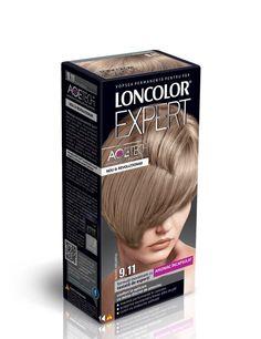 Vopsea pentru par LONCOLOR Expert AOE-TechTM 9.11 Blond argintiu