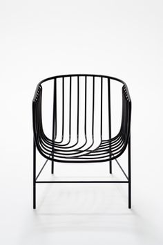 sekitei chair by nendo for capellini