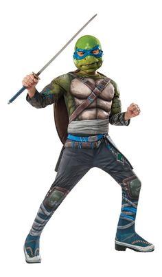 TMNT Deluxe Raphael Leonardo Donatello Michelangelo Hard Plastic Mask Costume