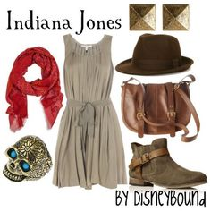 Indiana Jones oh man... I love this! Good dress option if I can't find pants and a top I like for the costume