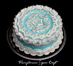 lambeth cakes   Lambeth style cake