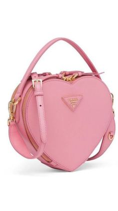 Luxury Purses, Luxury Bags, Prada Handbags, Purses And Handbags, Pink Purses, Handbags Online, Pink Prada Bag, Pink Chanel Bag, Vetement Fashion