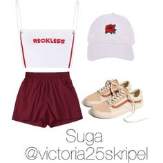 Image in outfits 6 collection by vodkabitchess Kpop Fashion Outfits, Swag Outfits, Korean Outfits, Dance Outfits, Girl Outfits, Teenager Outfits, Outfits For Teens, Trendy Outfits, Cute Outfits