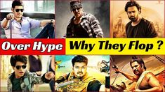 10 Most Hyped But Flop Movies in India With Box Office Collection | South And Bollywood