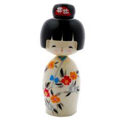 Kokeshi Doll - Hananoko