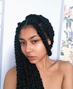 hair styles black hair 1000 ideas about black box braids on box 6123