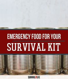 Emergency Food Secrets for Your Survival Kit | How To Feed Yourself And Your Family When SHTF by Survival Life at http://survivallife.com/2015/12/21/emergency-food-secrets/