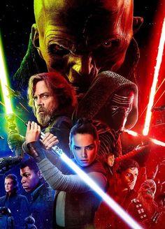 SW Ep. 8 The Last Jedi