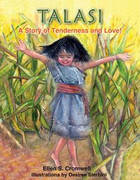 New Children's Picture Book with Stunning Artwork Explores the World of a Hopi Indian Girl