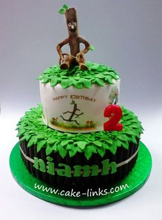 Stickman cake