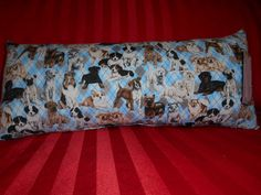 L12 1 Lumbar Travel or Neck Novelty Pillow  by NoveltyPillows4All, $18.00