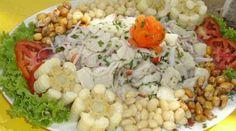 Ceviche Norteño - Comida Peruana