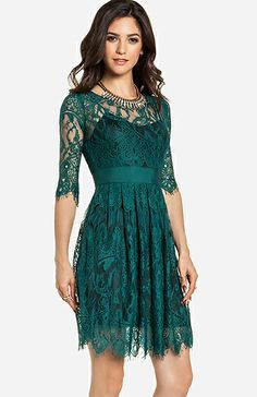 Gorgeous Dress!.. and i love the color