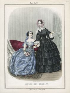 Musee des Familles: July 1851