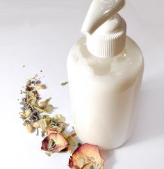 DIY: simple shea butter lotion