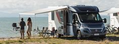 If you're looking for a medium sized motorhome for two people that punches well above its weight in terms of features and value for money, then the Nexxo is a must see!  Feel free to use this image but give credit to http://smartmotorhomes.co.nz/motorhomes-for-sale/german/nexxo