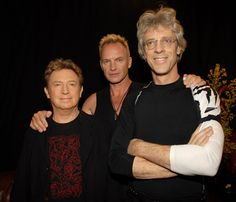 The Police (2007) - during their reunion tour.