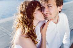by Studio Obrazkowe / #romantic #emotions #love #weddingsession #couple #groom #bride #wedding #newlyweds #poland #szczecin