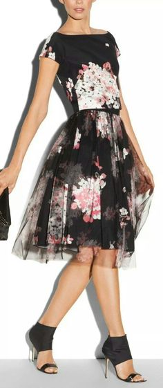 Like this floral pattern