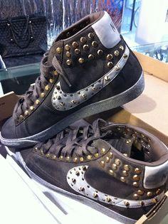 Need these! #Nike! <3 #Studs. Dopppeeeeee