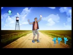 ▶ Just Dance Kids 2014 - Footloose - Children Music Video Movie Game - YouTube