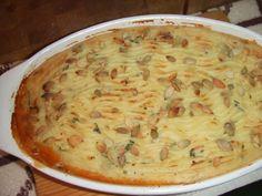 Pastel de patatas y carne a mi manera Empanadas, Cheeseburger Chowder, Carne, Macaroni And Cheese, Soup, Breakfast, Ethnic Recipes, Quiches, Ideas Para